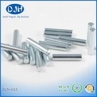 Wholesale Cylinder Sintered Magnet Round Neodymium Magnets Zinc Coating SGS Certificate from china suppliers