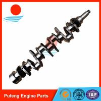 Wholesale truck engine parts supplier in China Nissan ND6 crankshaft 12200-95005 12200-95008 from china suppliers