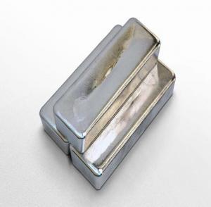China High Purity Indium Ingots Price 99.9999% 6N on sale