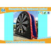 Wholesale 6mH Giant Inflatable Sport Games Dart Board Outdoor For Children / Adult from china suppliers