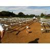 Buy cheap Lightweight Aluminum Solar Panel Mounting Systems Solar Panel Mounting Rails Uk from wholesalers