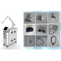 Wholesale hot sale!!! 7 jointed arms red guide light vertical q-switch nd:yag laser /long pulse from china suppliers