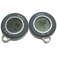 Wholesale Hiking , Climbing Digital Compass with Altimeter, Climb Rate, Barometer Waterproof SR108N from china suppliers
