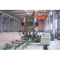 Best Automatic H Beam Production Line With Assembling / Welding / Straightening Combined wholesale