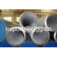 Best Industrial API 5L Cold Drawn / Hot Rolled Steel Tube Oil / Gas Pipes wholesale