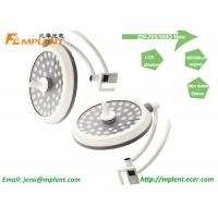 China Hostipal Double Dome Ceiling Surgical Lamp LED Operation Theatre Light for sale