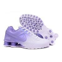 Wholesale Nike Shox Deliver Shoes Light Blue Woman And Men