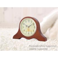 Wholesale Well Crafted Good Quality Business Home Decoration Table Clock, Personalized Logo, Support Customization from china suppliers