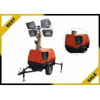 Wholesale Construction Mini Light Tower , Portable Lighting Generator Cooperated from china suppliers