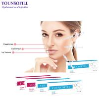 Wholesale High quality  hyaluronic acid dermal filler  dermal filler injection  ha filler derm deep  derm filler  for sexy lady from china suppliers