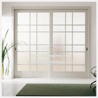 Wholesale 6mm, 8mm Silk Screen Printing Tempered Toughened Glass Door for Furniture from china suppliers