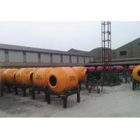Wholesale JZC 750 liter concrete mixer/trailer mounted concrete mixer from china suppliers