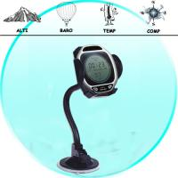 Wholesale Wrist & car multifunction digital altimeter compass barometer SR208N from china suppliers