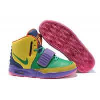 2012 New style air yeezy 2 sneakers kanye west shoes