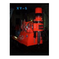 Best High Torque 6150N.m Core Drilling Rig , Water Well Drilling Rig wholesale