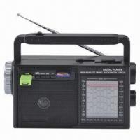Wholesale FM Radio with USB/Card Reader, Torch Function from china suppliers