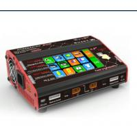 Best HT206 Double ports Touch Screen Lipo Charger for balance , Max power 200W*2 wholesale