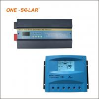 China PWM solar charge LCD display Two Double USB manual 12V/24V 10A 20A 30A for sale
