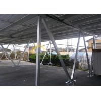 Wholesale OEM Solar Carport Mounting System Aluminum Alloy 6005 - T5 Material from china suppliers