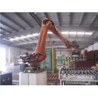 Wholesale Professional Automatic Palletizer Machine Robotic Bag Palletizer Floor Mounting from china suppliers