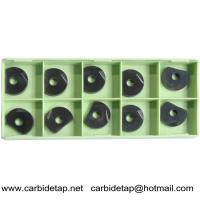 Quality Solid carbide milling inserts D3200-D16 for sale