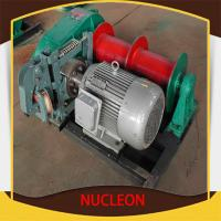 Wholesale High frequency cable puller electric winch on sales from china suppliers