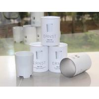 Wholesale Fashional White Gloss lamination  Paper Cans Packaging with PPLids for Cup and Bowl Packaging from china suppliers
