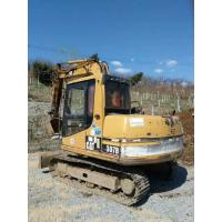 China 307b caterpillar used excavator for sale track excavator 307c in usa second hand digger on sale