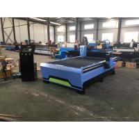 Wholesale CNC Plasma Cutting Machine ,  Hydraulic Shearing Machine With Stable Cutting from china suppliers