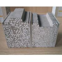 Wholesale Fire Rated Fiber Cement Sandwich Panel , 100mm Cement Board Partition Wall from china suppliers