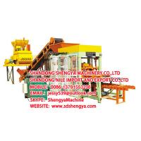 Wholesale QT4-15 Fully automatic hydraulic block making machine from china suppliers
