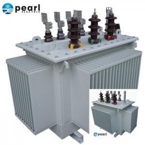 6.6 KV - 1600 KVA Oil Immersed Transformer Three Phase Power Transformer