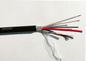 Wholesale 24 Cores High Speed Transmission G.652D Hybrid Fiber Power Cable from china suppliers