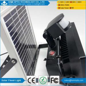 Wholesale Outdoor Solar Flood Lights, Motion Sensor Light, Waterproof, Solar Security Light, Wall Light, Solar PIR Light from china suppliers