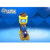 China Crazy Motor coin operated game machine amusement park game for sale