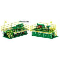 Tianrui Balanced Elliptical Drilling fluids shale shaker for Drilling waste management & Solids control