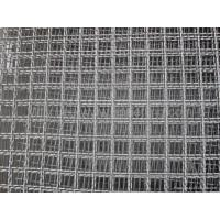 Wholesale Hot - dip Zinc Plating Gal. Square Wire Mesh / knitted wire mesh from china suppliers