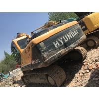Wholesale Hyundai 215 Lc-9 Second Hand Excavators 2009 Year Construction Machinery from china suppliers