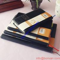 China promotional PU leather cover journal diaries Notebooks with loose leaf on sale