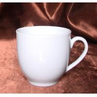 China superwhite fine quality   porcelain coupe coffee cup/220ml/tea set /cup with saucer for sale