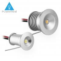 Wholesale Mini LED Downlight1W,95LM,AC90-260V,DC3V,IP65,CCT: :3000K,4000K,6000k,other light color:red,blue from china suppliers