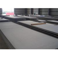 China Natural 20 Gauge Stainless Steel Metal Sheet For Construction And Buliding on sale