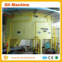 Wholesale 100-200TPD soybean oil solvent extraction soybean oil processing plants first grade oil from china suppliers