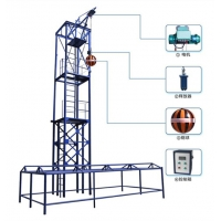 Wholesale GB 5725-2009 Safety Net Impact Penetration Testing Machine With Electric Lifting from china suppliers