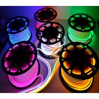 Wholesale Ultra Thin 12v LED Neon Flex 5*12mm Silicone 12V IP68 V-2 Flame Retardance from china suppliers