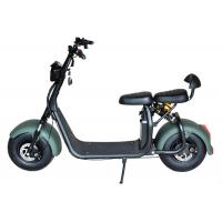 Wholesale TM-TX-07  Alloy Material Long Distance Electric Scooter , Electric Scooter Citycoco Max Range 25-50KM from china suppliers