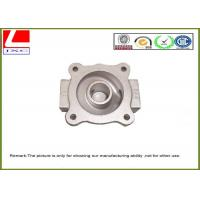 Best LED light aluminum die casting Process Precision Machined Products wholesale