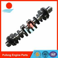 Wholesale Doosan Daewoo heavy duty vehicle forged steel crankshaft DL08 OEM quality 65.02101-0064 from china suppliers