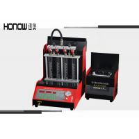 Wholesale Full Automatic Injector Ultrasonic Cleaning Machine / Nozzle Test Equipment AC 220V / 110V from china suppliers