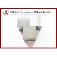 Best 18.10 g / cm3 Tungsten Alloy Cube 38 mm with Surface roughness RA 0.8 - 1.0 wholesale